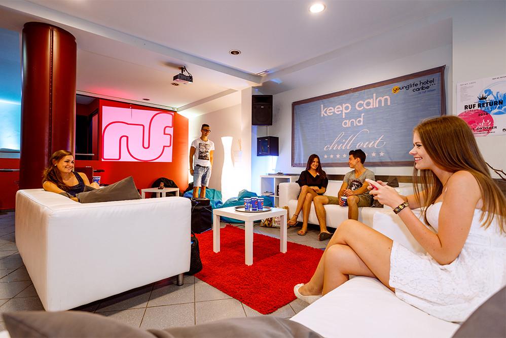 Party Hotel Caribe Lloret De Mar
