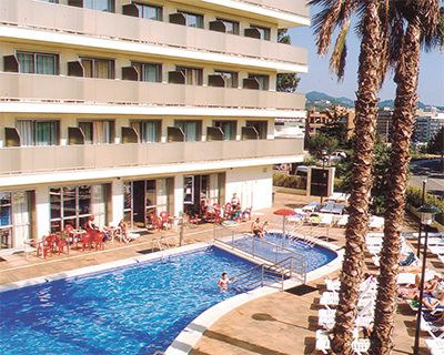 Hotel Samba Lloret De Mar Wlan